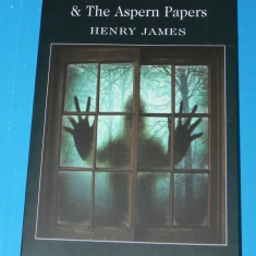 THE TURN OF THE SCREW THE ASPERN PAPERS - HENRY JAMES (05101 - Carte Horror