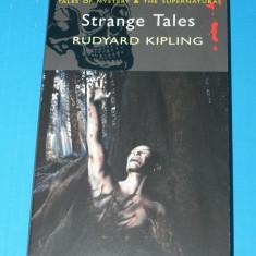 STRANGE TALES - RUDYARD KIPLING (05102 - Carte Horror