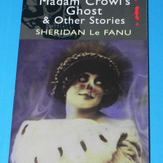 MADAM CROWL S GHOST - SHERIDAN LE FANU (05103 - Carte Horror