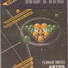 FLORIAN ONITZA - ASTRE SI DEZASTRE - Carte astrologie