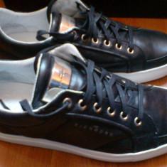Pantofi sport John Richmond, barbati, marime 41 (42) - Tenisi barbati, Culoare: Negru