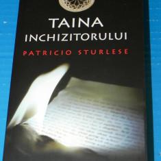 TAINA INCHIZITORULUI - PATRICIO STURLESE (05092 - Carte Horror