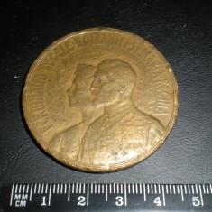 Medalie regele Ferdinand 1922