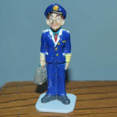 Figurina, jucarie, politist, 7.5cm, plastic