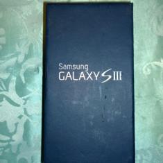 Cutie originala smartphone Samsung Galaxy S3 Black!
