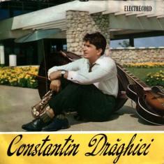 """Constantin Draghici - Occhi Neri I Cielo Blu_Tu Che Sai Di Primavera (7""""), VINIL, electrecord"""