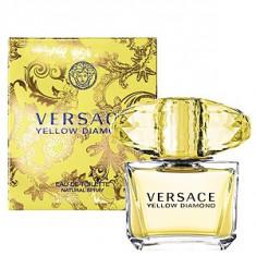 Versace Yellow Diamond EDT 50 ml pentru femei - Parfum femeie Versace, Apa de toaleta