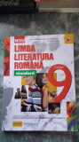 LIMBA SI LITERATURA ROMANA STANDARD CLASA A IX A .CARTEA ESTE NOUA .