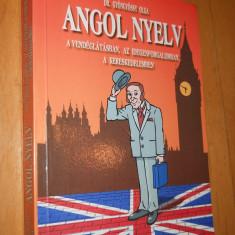 ANGOL NYELV - GYONGYOSSY OLGA - CARTE IN LIMBA MAGHIARA - Carte in maghiara