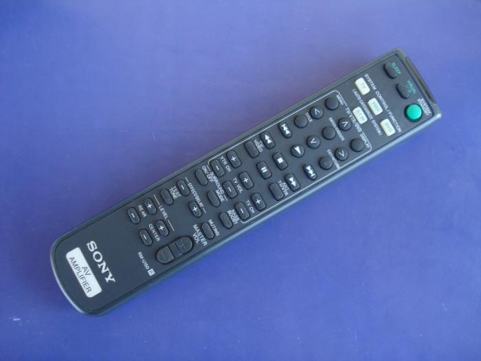 Telecomanda amplificator/receiver,Sony rm-u150 AV