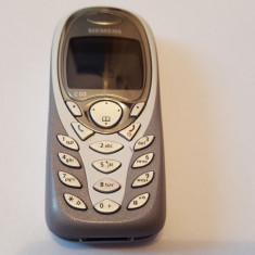 Siemens C60 - 59 lei - Telefon mobil Siemens, Argintiu, Nu se aplica, Neblocat, Fara procesor