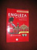 ENGLEZA FARA PROFESOR - SANDRA STEVENS ( nu contine CD )