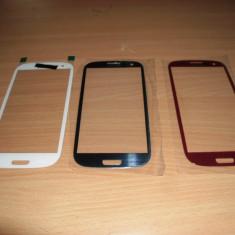 Pachet geam Samsung Galaxy S3 mini + acumulator + folie sticla