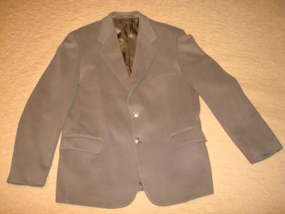 Sacou barbatesc/barbati din lana, casual, ideal pentru evenimente, ocazii, samd foto