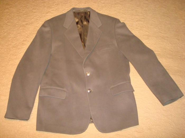 Sacou barbatesc/barbati din lana, casual, ideal pentru evenimente, ocazii, samd foto mare