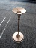 Sfesnic vintage inalt din bronz - 30 cm