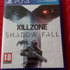 Killzone Shadow Fall, PS4, original si sigilat, alte sute de jocuri! - Jocuri PS4, Shooting, 18+, Single player