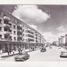 Bnk cp Bacau - Calea Marasesti - necirculata - Carte Postala Moldova dupa 1918, Printata