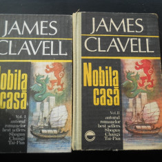 NOBILA CASA - JAMES CLAVELL 2 VOL - Roman