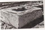 bnk cp Cetatea Histria  - Vedere - Piatra rituala - necirculata