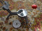 Pasator de legume Zepter-VacSy-model gri-nou