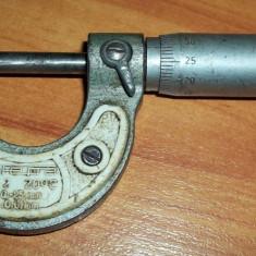 Micrometru romanesc anii '70 FEPA Barlad