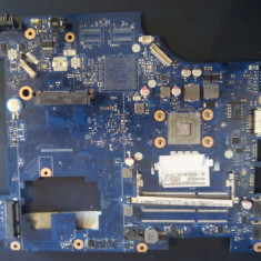 Placa de baza defecta LENOVO G575 PAWGD LA-6757P - Placa de baza laptop Lenovo, DDR2, Contine procesor