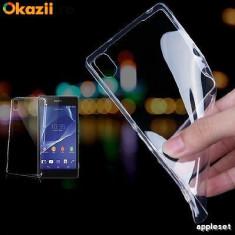 Husa HUAWEI Ascend P8 Lite TPU Ultra Thin 0.3mm Transparenta - Husa Telefon Huawei, Huawei P8, Gel TPU, Fara snur, Carcasa