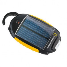 Incarcator Solar 4 In 1 National Geographic