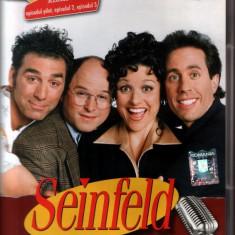 DVD Seinfeld - primele 3 episoade + documentare - Film serial, Comedie, Romana