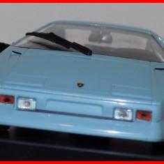 1986 - LAMBORGHINI P 132 Prototipo (scara 1/43) WHITE BOX - Macheta auto