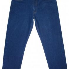 (BATAL) Blugi McGORDON - (MARIME: 36 x 30) - Talie = 96 CM, Lungime = 108 CM - Blugi barbati, Culoare: Albastru, Prespalat, Drepti, Normal