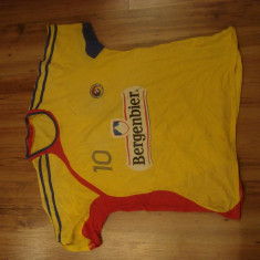 TRICOU MUTU ECHIPA NATIONALA BERGENBIER - Set echipament fotbal, Marime: Masura unica