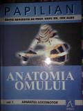 Anatomia omului cu numeroase figuri an 1998/305pagini- Papilian