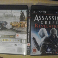 Assassin's Creed 2 in 1 - Revelations + Asassins Creed Soundtrack- PS3 GameLand - Jocuri PS3, Actiune, 18+, Single player