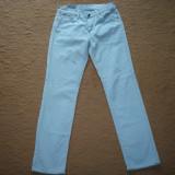 Pantalon/pantaloni  reiat, barbati LEVI'S STRAUSS & CO bleu deschis, noi !