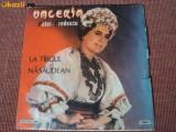 Valeria Peter Predescu la targul nasaudean disc vinyl lp muzica populara folclor, VINIL, electrecord