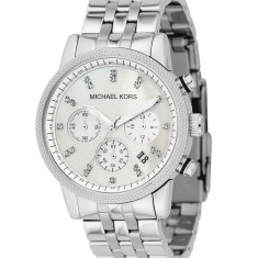 Ceas de dama Michael Kors Ladies' Ritz Chronograph, Casual, Quartz, Inox