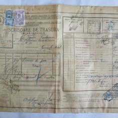 SCRISOARE DE TRASURA MICA IUTEALA DIN 1932