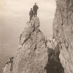WW1 ALPINISTI LA SALEVE PE VARFUL PISCULUI