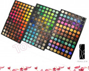 123123Trusa machiaj profesionala 252 culori Fraulein Germania paleta farduri colorate