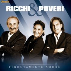 Ricchi e Poveri perdutamente amore muzica pop dance italo disco cd disc germany