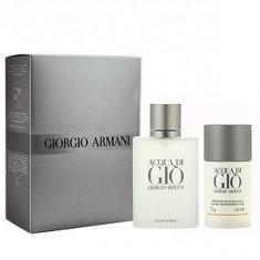 Giorgio Armani Acqua di Gio Pour Homme Set 100+75 pentru barbati - Set parfum