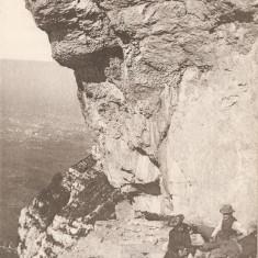 WW1 SALEVE PE CORNISA ETOURNELLES, Franta, Circulata, Printata