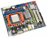 Kit Multimedia DUAL CORE ASRock A785GM-LE/128M + AMD Athlon II X2 240 2.8GHZ BOX, Pentru AMD, AM3, DDR 3