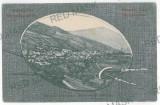2814 - ORAVITA - old postcard - used - 1909, Circulata, Printata