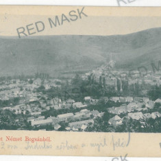 790 - Litho, Salaj, BOCSA - old postcard - used - 1900 - Carte Postala Crisana pana la 1904, Circulata, Printata