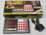 Joc sah electronic Chess Champion MK1 retro vitange 1978 consola retro