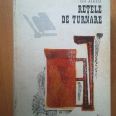 D8 Gh. Radulescu, Gh. Albita - Retele de turnare - Carti Metalurgie