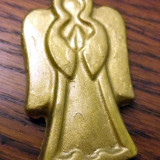Magnet de frigider - inger - handmade